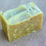 Quinoa Milk Hair Shampo bar