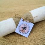 Pure Natural Cotton Washcloth