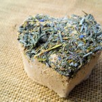 Luxury Heart Lavender Bath Bomb