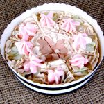 Marshmallow Cake of Soap