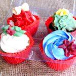 Christmas Cupcake Pack 4